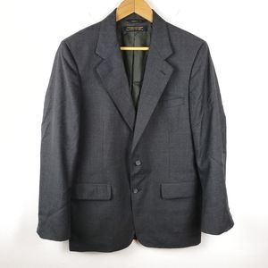 Brooks Brothers | Gray 2 Button Suit Jacket Blazer